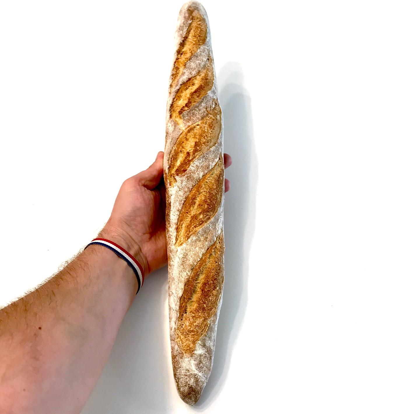 Baguette Rustique